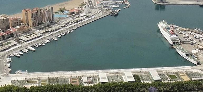 El Puerto de Málaga no contabiliza como pérdidas un 'pufo' de 5,3 millones